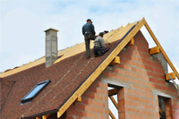 Roofing labours