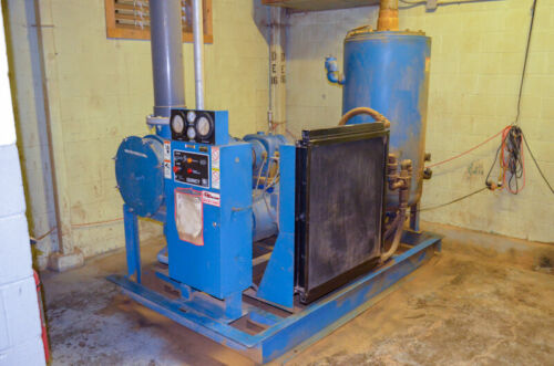 QUINCY QSVI100ANN3C 100 HP Rotary Screw Vacuum Pump