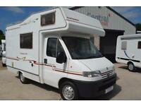 2002 Compass Avantgarde 100 5 Berth Motorhome For Sale