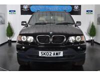 2002 BMW X5 SPORT 24V ESTATE PETROL
