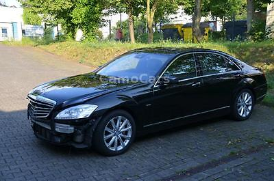 Schadeauto :Mercedes-Benz S 350 CDI L DPF 7G-TRONIC BlueEFFICIENCY