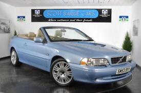 2003 VOLVO C70 T GT CONVERTIBLE PETROL