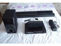 LG DH4430P 330W 5.1Ch DVD Home Cinema System