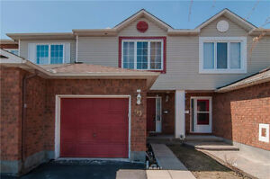 Barrhaven: Freehold town-house Under 270K!