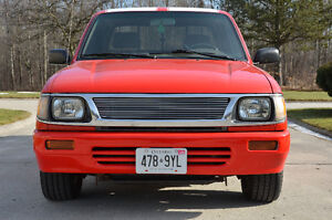 1995 Toyota Tacoma SuperCab Dually Flat Bed Truck London Ontario image 3