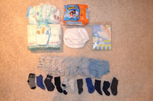 77 Diapers size 5 and much more