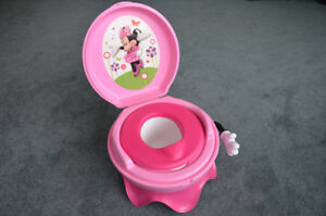Disney Baby Minnie Mouse 3-in-1 Celebration Potty System