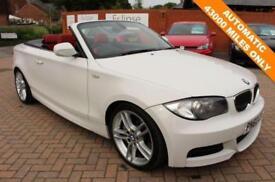 2010 60 BMW 1 SERIES 3.0 135I M SPORT 2D AUTO 302 BHP