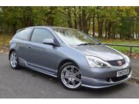 2004 HONDA CIVIC TYPE-R HATCHBACK PETROL
