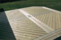 Patio decks , fences , and landscape design build i
