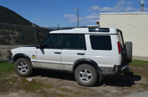 2001 Land Rover Discovery II S7