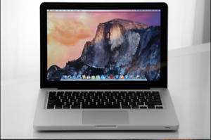 13 inch macbook pro late 2011