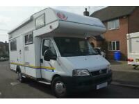 2004 EURA MOBIL 650SB FOR SALE 6 BERTH FIXED BED LEFT HAND DRIVE