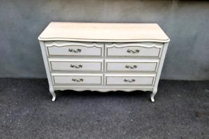 Commode Bureau Vintage Shabby Chic Provençal bedroom dresser