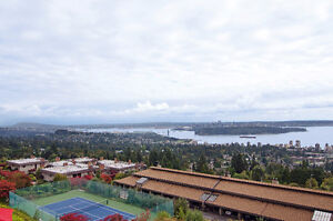 Panoramic views West Van Townhouse-like condo for SALE North Shore Greater Vancouver Area image 10