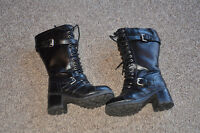 Girl's Winter Boots. size 5