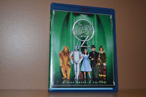 Wizard of Oz - 3 disc Emerald edition blu-ray