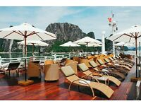 Hotel/Cruise Manager - Halong Bay, Vietnam