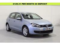 2009 VOLKSWAGEN GOLF 1.4 TSI DSG 5D AUTO LOW MILEAGE