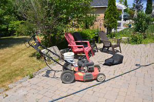 Moving sale - Electric power start lawn mower