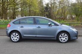 2007 CITROEN C4 VTR PLUS HATCHBACK DIESEL