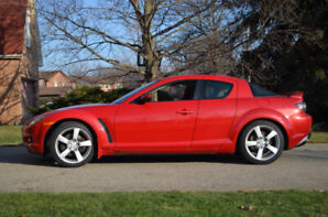 2006 Mazda RX-8 GT 4-Dr Coupe (Manual 6-Speed)