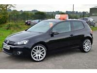 2012 12 VOLKSWAGEN GOLF 2.0 GT TDI BLUEMOTION TECHNOLOGY 3D 138 BHP DIESEL
