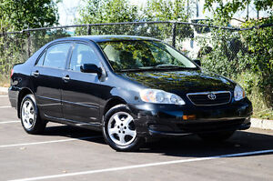 2006 Toyota Corolla CE ONLY 114,000KM!!!!!