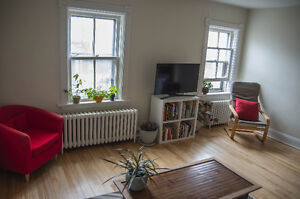 1 Bdr + Den in a great location