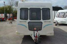 2010 - Bailey Olympus 525 - 5 Berth - Twin Lounge - Touring Caravan