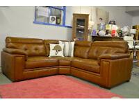 ScS Duchess Corner Sofa + 4 Seater Maxi Settee Suite RRP£3798 NEW EX DISPLAY SALE