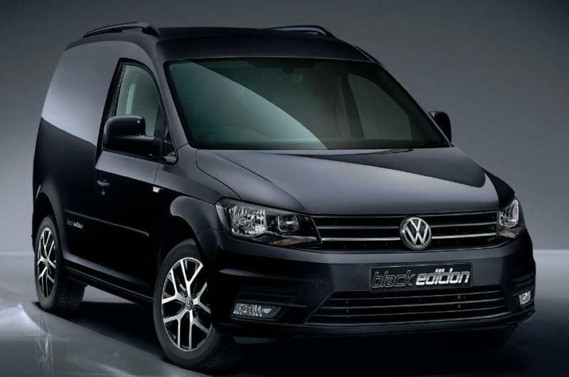 2017 vw caddy 2 0tdi 102ps eu6 c20 highline bmt black edition in blackwood caerphilly. Black Bedroom Furniture Sets. Home Design Ideas