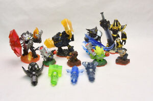 Skylanders Trap Team Characters and portal up for sale