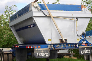 Arnes 2013 Side Dump Lead Trailer