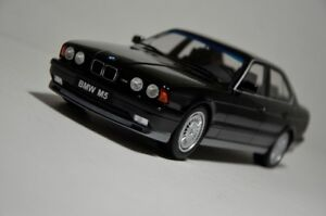 OTTO 1/18 BMW E34 M5 1988-1992 IN BLACK