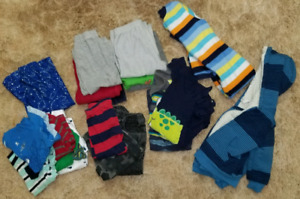Boys 6-12 months to 24 months clothing lot