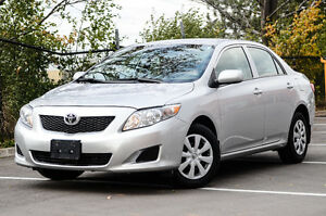 2010 Toyota Corolla CE Only 116,000Km