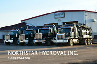 WANTED: ExperiencedHydrovac Operators & Swampers