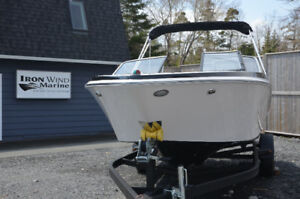2017 Glastron GT200 Bowrider - 150hp Outboard