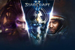 StarCraft II : Collector's Edition Complete 3 Game Set