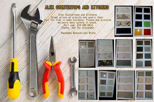 Alex Counter Tops and Kitchens. (FREE ESTIMATES)