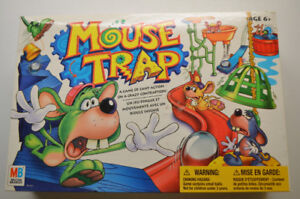 2005 Mousetrap Game - COMPLETE **Great Condition**