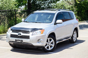 2010 Toyota RAV4 LImited NO Accidents!! CLEAN!!!