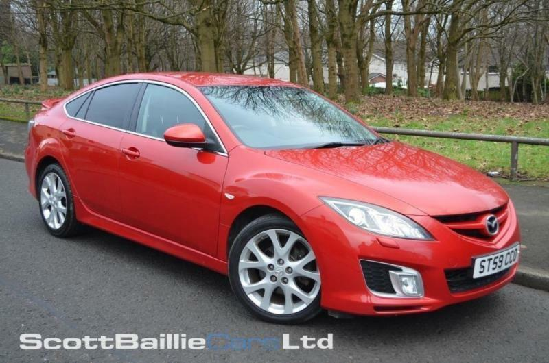 2009 59 mazda 6 2 2 d sport 5d 185 bhp diesel in east. Black Bedroom Furniture Sets. Home Design Ideas