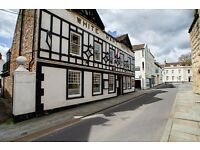 Live in General Assistant- The White Hart Hotel, Wells SOMERSET