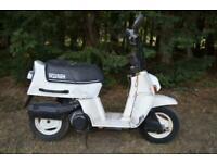 Honda Squash 50cc rare and collectable Mini Moped