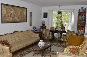 Large, Elegantly Furnished Apartment to Share