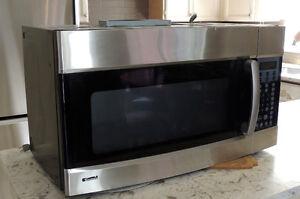 Kenmore Mircowave Oven