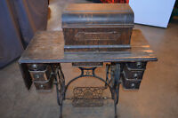 Antique Standard Sewing Machine