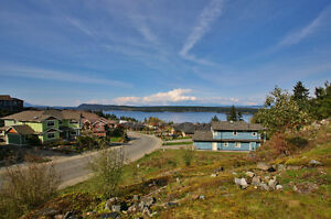 Build Your Dream Home On This Oceanview Ladysmith Lot